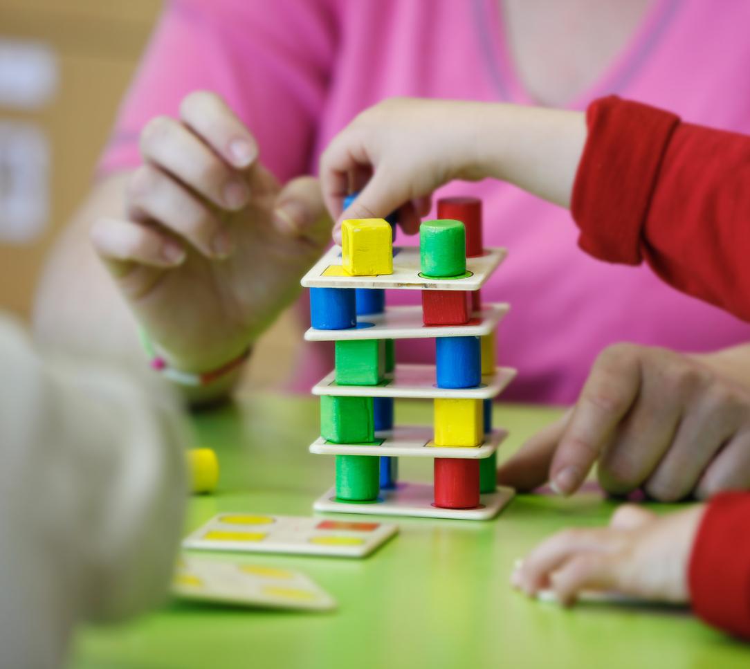 jeux educatif pour enfant